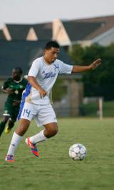 college soccer player Christian Mata