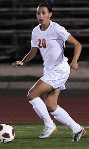 illinois women's college soccer player vanessa dibernardo