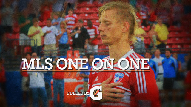 Own the First Move – Brek Shea
