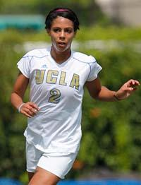 ucla women's college soccer player sydney leroux