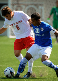 creighton men's college soccer player jose gomez