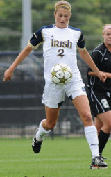 college soccer player mandy laddish