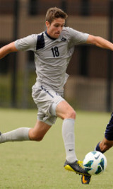 college soccer player Georgetown Steven Neumann