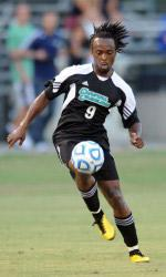 coastal carolina men's college soccer player ashton bennett
