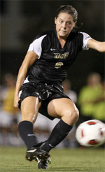 ucf women's college soccer player tishia jewell