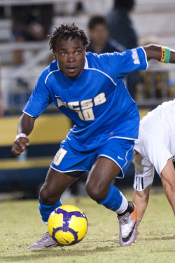 college soccer player UCSB Machael David