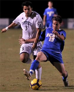 ucsb men's college soccer player josue madueno