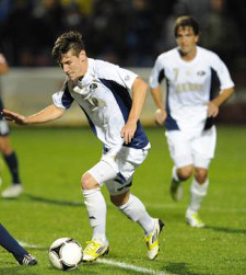 college soccer Akron clinches MAC title