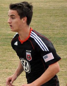 club soccer player patrick foss