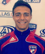 club soccer player fc dallas santiago agudelo