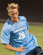 san diego men's soccer player connor brandt
