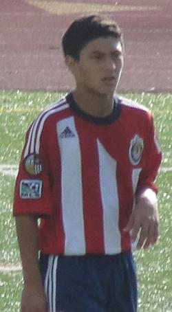 club soccer player Joshua Perez