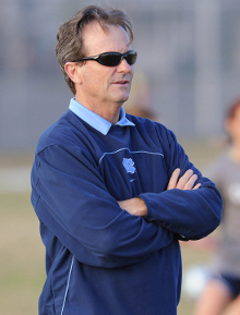 college soccer coach north carolina anson dorrance