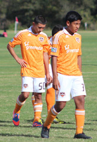 Houston Dynamo, USSF Development Academy