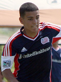 Dominik Machado, New England Revolution, boys club soccer, Development Academy