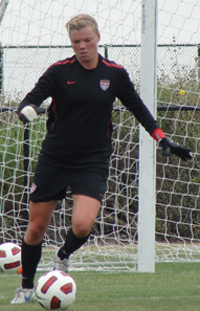 Jane Campbell, girls class of 2013, girls club soccer