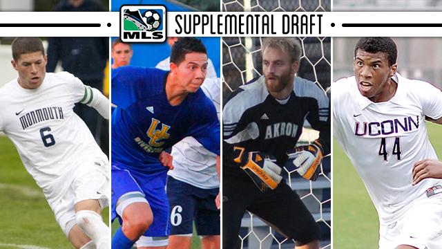 2013 MLS Supplemental Draft Results | College Soccer