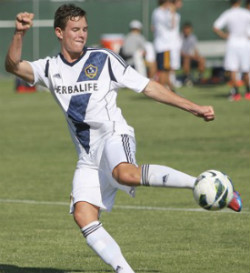 LA Galaxy club soccer