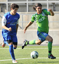 Seattle Sounders, Denis Kalamar, boys club soccer