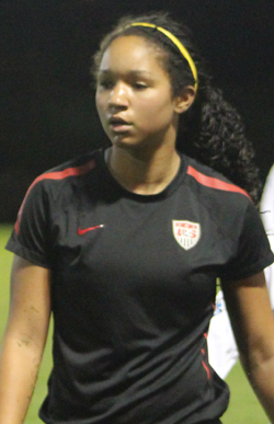 U.S. U18 Women's National Team, UCLA, Darian Jenkins, girls club soccer