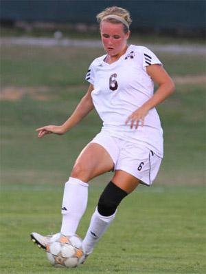 mississippi state women's soccer player morganne grimes