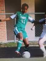 girls club and high school soccer player bria dixon