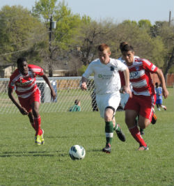 Dallas Cup FC Dallas Scott Gallagher