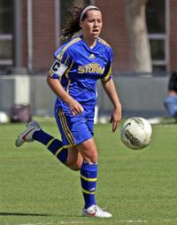 Brooke Tasker, girls club soccer, college commitment
