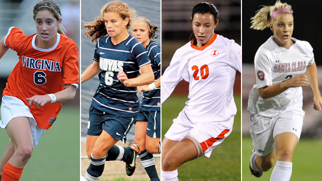Top 10 breakdown: Best women's midfielders