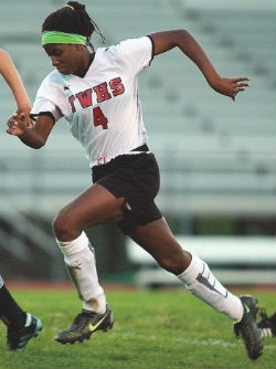 Nya Cason, girls club soccer, ohio premier eagles