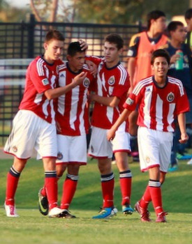 club soccer Chivas USA