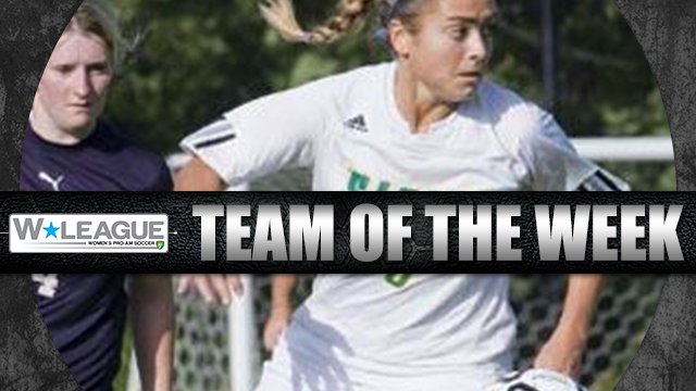 New York's Pfaff W-League Player of the Week