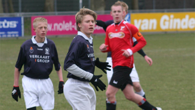 Pro Prospects: Teen ready for Dutch move