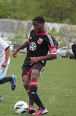boys club soccer player julian cummings
