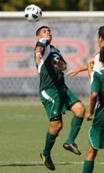 george mason mens college soccer player AJ Sheta