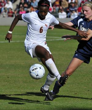 florida state women's college soccer player jessica price