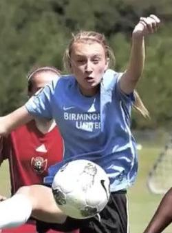 Katie Taylor, girls club soccer