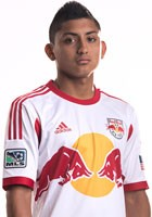 Amando Moreno, boys club soccer, new york red bulls