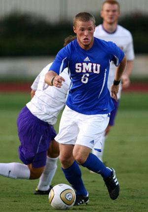 smu mens college soccer player zach barnes