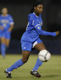 Taylor Smith UCLA college soccer