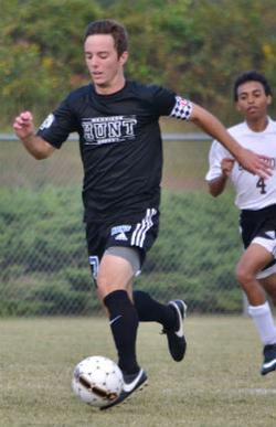Jacob Lee, boys club soccer, college commitments