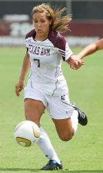texas am women's college soccer player rachel shipley