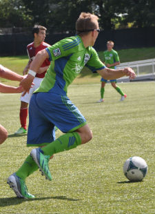 Kees Westra club soccer seattle