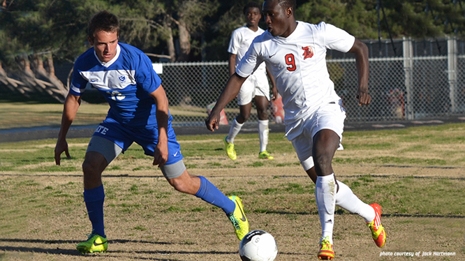 Abu Danladi, boys club soccer, high school soccer player of the year
