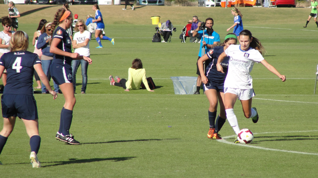 ECNL Preview: Battleground in Cali and TX