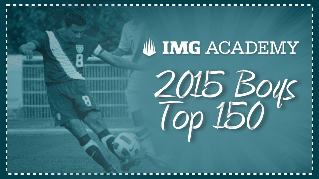 2015 Boys IMG Academy 150 Fall Update