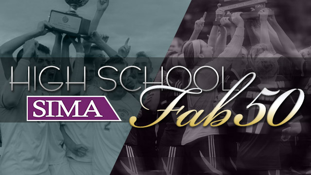 SIMA FAB 50 HS Rankings Update: Oct. 21