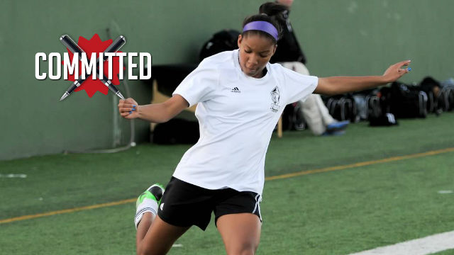 Girls Commitments: Whirlwind recruiting
