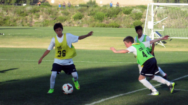 US Club id2 Chula Vista: Friday goalfest