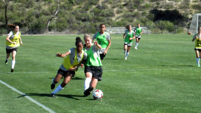 US Club id2 Camp: Friday standouts